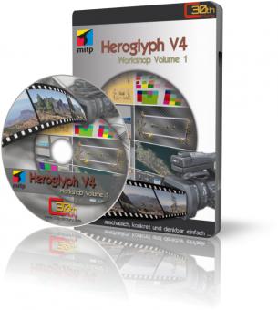 proDAD Heroglyph V4 - Vol. 1 (Downloadprodukt, ca. 550 MB)