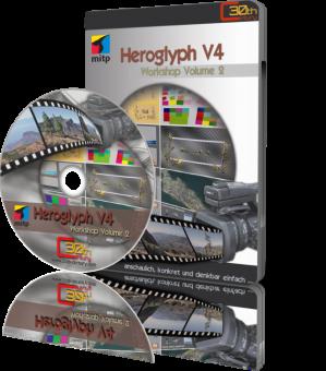 proDAD Heroglyph V4 - Vol. 2 (Downloadprodukt, ca. 660 MB)