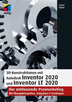 3D-Konstruktionen mit Autodesk Inventor 2020