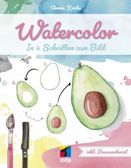 Watercolor  - In 4 Schritten zum Bild