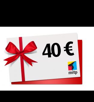 Gutschein 40,-- Euro