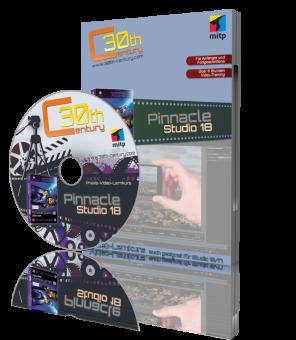 Pinnacle Studio 18 (Downloadprodukt, ca. 1,1 GB)