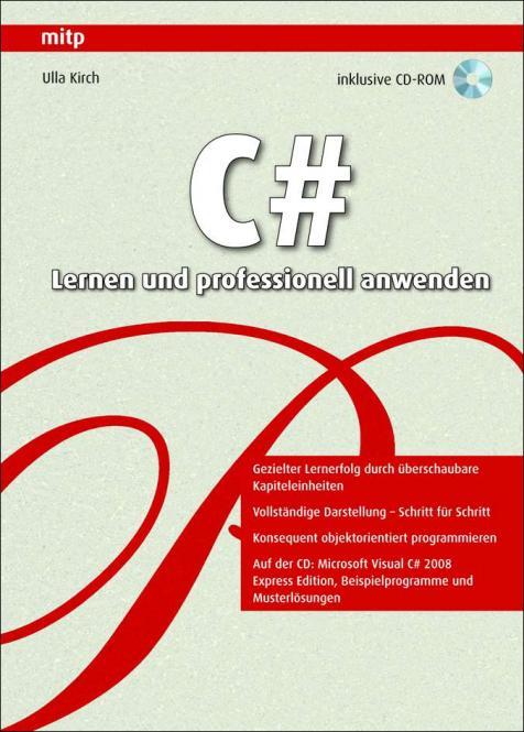 C# - Lernen und professionell anwenden