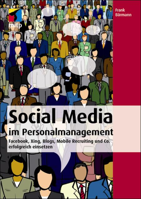Social Media im Personalmanagement Buch