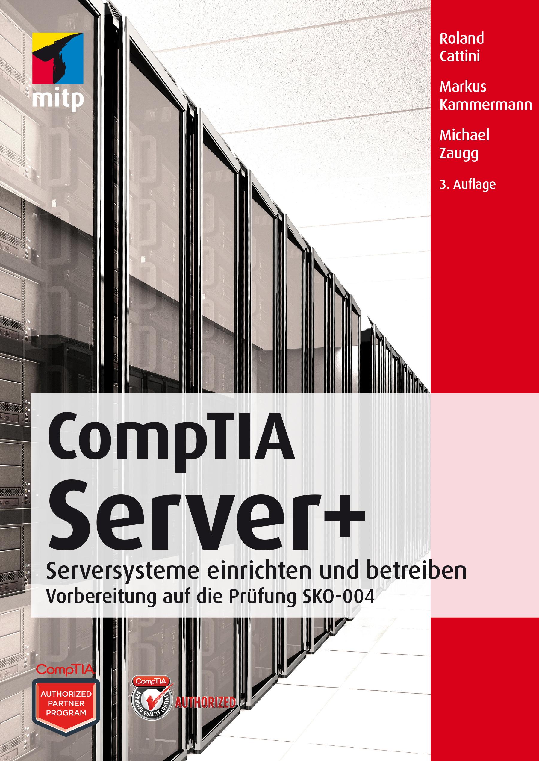Mitp Verlag Comptia Server Online Kaufen