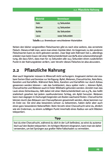 mitp-Verlag | Let\'s Play: Dein Praxis-Guide für Minecraft | online ...