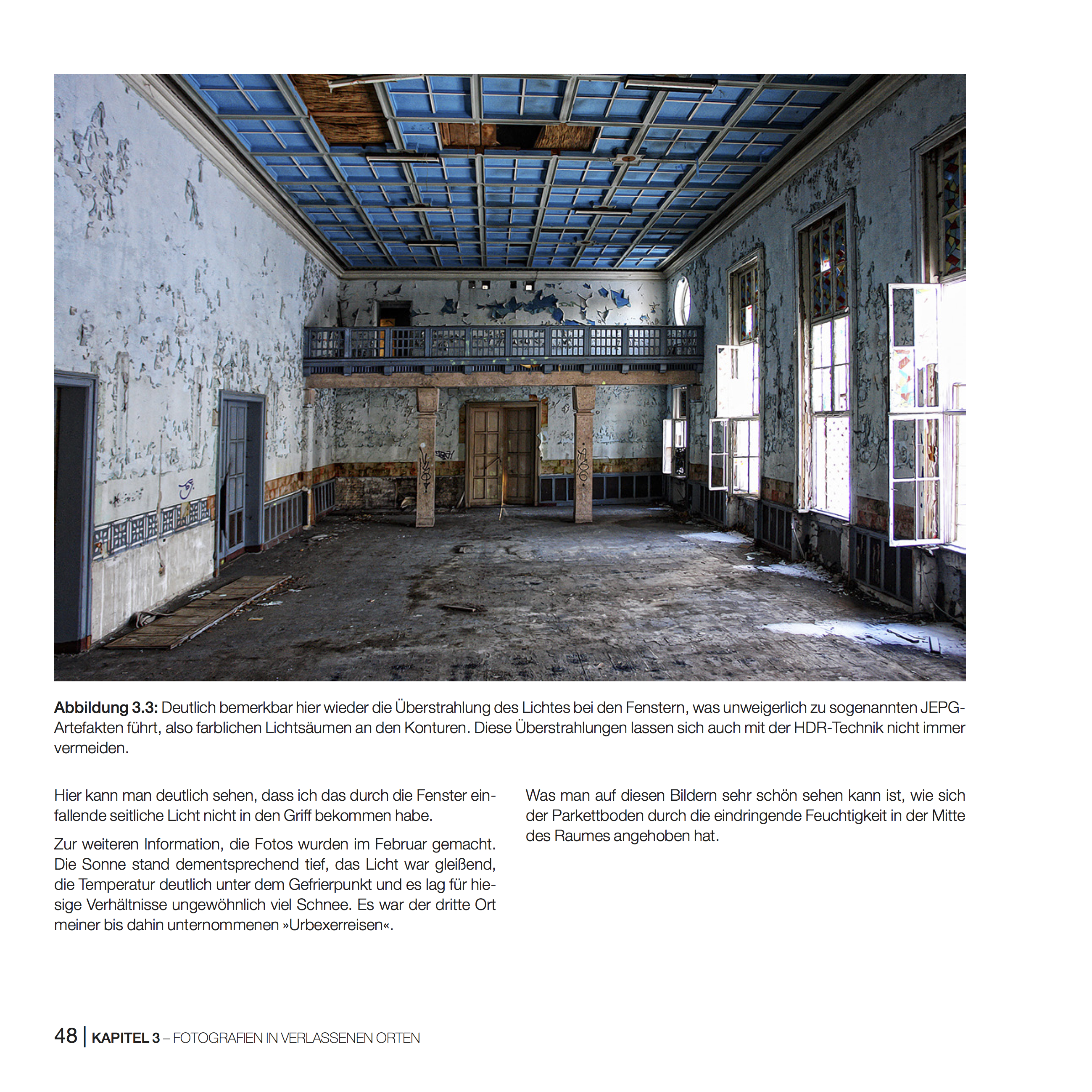 Lost Places Fotos: Lost Places Buch