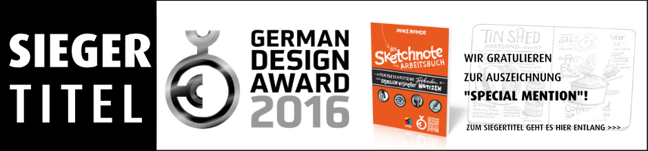 German Design Award Sketchnote